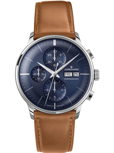 Junghans Meister Chronoscope horloge 4526