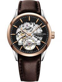 Raymond Weil Freelancer Skeleton horloge 2785-SC5-20001