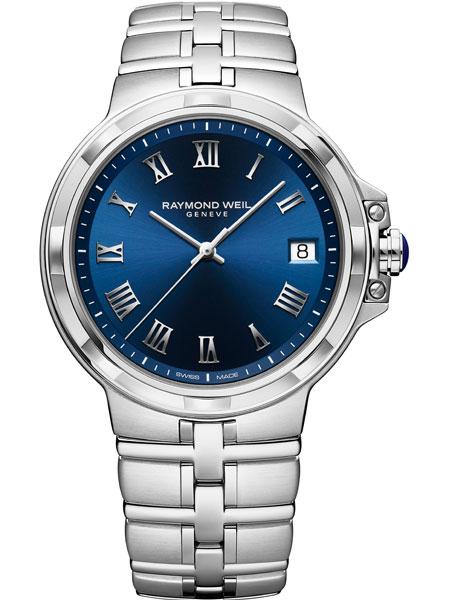 Raymond Weil Parsifal horloge 5580-ST-00508
